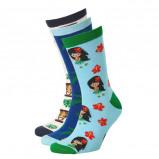 Afbeelding van Apollo giftbox sokken (3 paar)