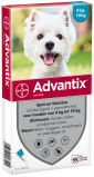 Afbeelding van Advantix Hond 100/500 Spot on Solution