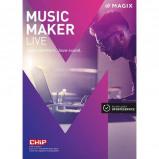 Afbeelding van Magix music maker live (PC)