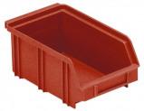 Afbeelding van Erro 166002RO Stapelbakken B2 rood 75 x 100 160mm