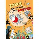Afbeelding van 1000 beestachtige goeie moppen Kees de Boer