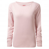 Afbeelding van Craghoppers NosiLife Erin Long Sleeved Top Dames Blossom Pink 44