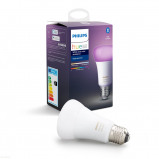 Afbeelding van Philips Hue Bluetooth White & Color Ambiance E27 Lichtbron Single Pack Wit