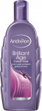 Afbeelding van Andrelon Brilliant Age Shampoo Colour & Care, 300 ml