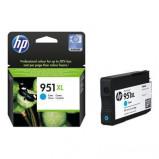 Afbeelding van HP 951XL (CN046AE) Inktcartridge Cyaan Hoge capaciteit