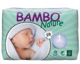 Afbeelding van Bambo Nature Luiers 1 Newborn 2 4kg