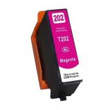 Afbeelding van Geschikt Epson 202XL inktcartridge magenta (inktcartridges) Alleeninkt