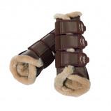 Afbeelding van Eskadron Heritage AW '18 soft tendon boots faux fur