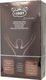 Afbeelding van 1 2 Dry Okselpads exclusive 12 wit & zwart 24st