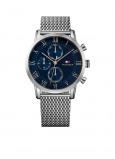 Afbeelding van Tommy Hilfiger TH1791398 Kane horloge herenhorloge Grijs,Zilverkleur