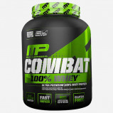 Image of 100% Combat Whey by Musclepharm 1814 grams (58 shakes) Cookies & cream