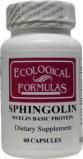 Afbeelding van Ecological Form Sphingoline, 60 capsules