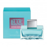 Image de Antonio Banderas Blue Seduction Woman Eau de toilette 80 ml