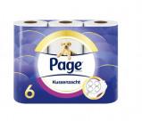 Afbeelding van Page Toiletpapier Kussenzacht 6 stuks