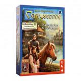 Afbeelding van 999 Games Carcassonne: kathedralen & herbergen Uitbreidingsspel