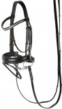 Image of Harry's Horse Allegro bridle (Tailored horse: cob)