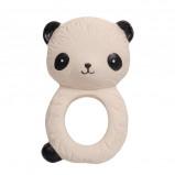 Afbeelding van A Little Lovely Company bijtring panda