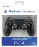 Image of Sony Dualshock 4 PS4 controller (Colour: black)