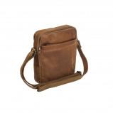 Imagem de Chesterfield Leather Shoulder Bag Cognac Alva