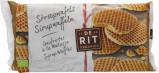 Afbeelding van De Rit Roomboterstr wafels bio 12 x 175gr