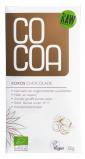 Afbeelding van Cocoa Reep raw chocolade kokos 50gr