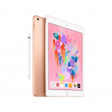 Afbeelding van Apple iPad (2018) 128GB Wifi Gold + Pencil tablet