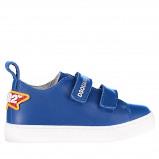 Afbeelding van Dsquared2 59697 kindersneakers blauw