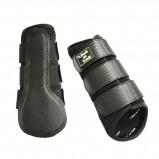 Image of Back on Track Brush Boot 3D Mesh Black L