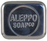 Afbeelding van Aleppo Soap Co Zeepdoos Aluminium Leeg Voor Zeep 1st