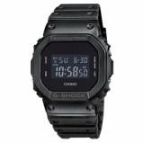 Afbeelding van Casio DW 5600BB 1ER herenhorloge zwart kunststof
