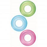 Afbeelding van Aqua fun Zwemring frosted neon 91