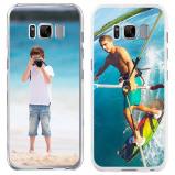 Image de Galaxy S8 PLUS Coque Rigide Personnalisée