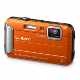 Afbeelding van Panasonic Lumix DMC FT30 compact camera Oranje