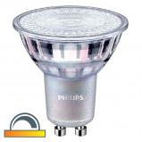 Obrázek GU10 dimmable LED lamp 4.5W 245 lm 2200K 2700K