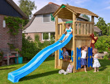 Image de Aire de Jeux Cottage Playhouse 145
