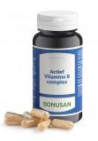 Afbeelding van Bonusan Actief Vitamine B Complex Capsules 60CP