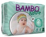 Afbeelding van Bambo Nature Luiers 2 Mini 3 6kg