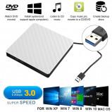 Εικόνα του USB 3.0 Slim External DVD RW CD Writer Drive Burner Reader Player Optical Drives For Laptop PC