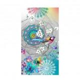 Afbeelding van HIP Strandlaken 5590 H Adele 100x180 cm meerkleurig