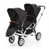 Afbeelding van ABC Design Zoom Air duo kinderwagen piano