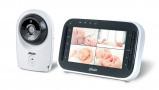 Afbeelding van Alecto DVM 143 babyfoon met camera en 4.3' kleurenscherm