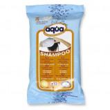 Afbeelding van Aqua Shampoo washandjes 12 stuks