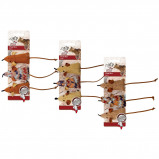 Obrázek All For Paws Dream Catcher 3 Pack Mice Assorti 3pack