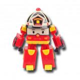 Afbeelding van Silverlit Transformerend speelgoed Robocar Poli Roy rood SL83170