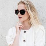 Afbeelding van Classy zonnebril zwart