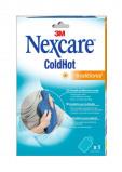 Afbeelding van Nexcare Cold Hot Kruik Traditioneel Fluweel Gevuld met Gel, 1 stuks