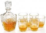 Afbeelding van Bormioli Rocco whisky set Dedalo (7 delig)