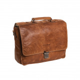 Bilde av Chesterfield Leather Briefcase Cognac Aberdeen