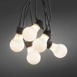 Afbeelding van Konstmide CHRISTMAS opalen LED lichtketting voor buiten 10 l., kunststof, 0.48 W, energie efficiëntie: A+, L: 1450 cm
