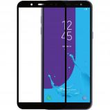 Afbeelding van Azuri Samsung Galaxy J6 (2018) Screenprotector Gehard Glas Zwart